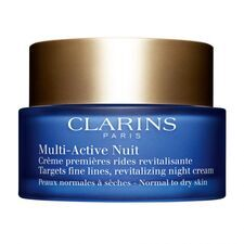 Clarins Multi-Active nočný krém 50 ml, Night Cream Dry Skin