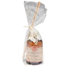 Erbario Toscano Home Fragrances olej 100 ml, Citrus a broskyňa