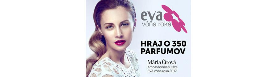 EVA VÔŇA ROKA 2017 - nominácie na mesiac september - FAnn.sk ... 49c82acf3da