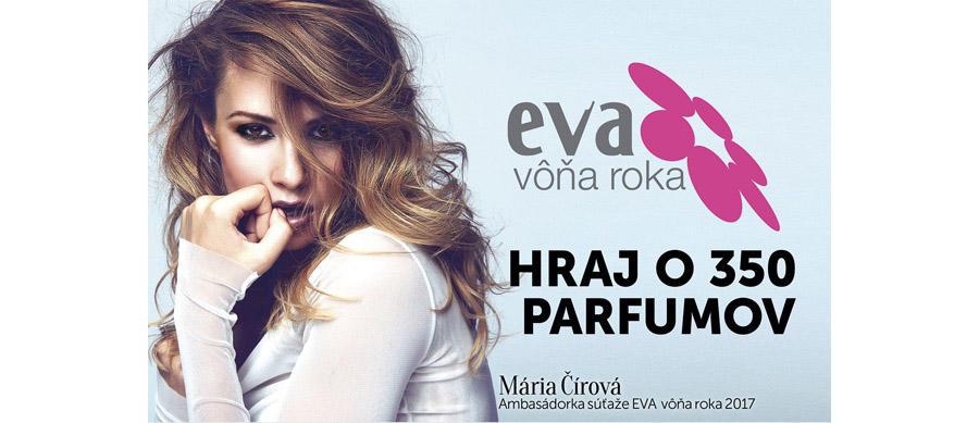 EVA VÔŇA ROKA 2017 - nominácie na mesiac október - FAnn.sk ... 50e248a9446