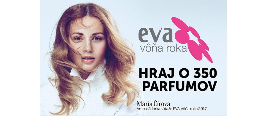 EVA VÔŇA ROKA 2017 - nominácie na mesiac december - FAnn.sk ... e27e3045492
