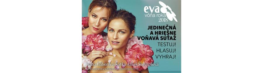 EVA VÔŇA ROKA 2018 - nominácie na mesiac november - FAnn.sk ... 779ef48960d
