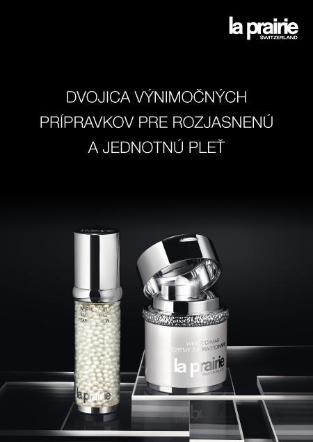 da4f56416f310 La Prairie White Caviar rituál - FAnn.sk internetová parfuméria