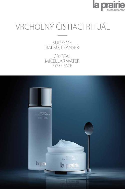 f98211a180023 La Prairie Cleansers - FAnn.sk internetová parfuméria