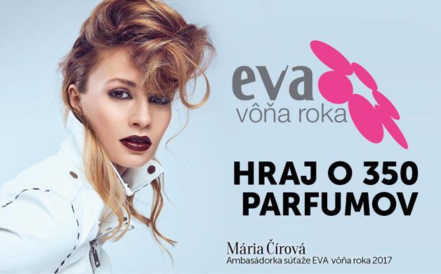 EVA VÔŇA ROKA 2017 - nominácie na mesiac november - FAnn.sk ... 31208e7c300