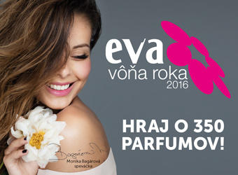 Eva vôňa roka 2016  FAnn parfumerie