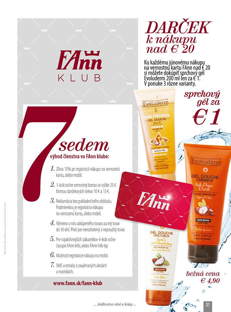 FAnn info leto 2018 predajne - FAnn.sk internetová parfuméria b8a85605af1