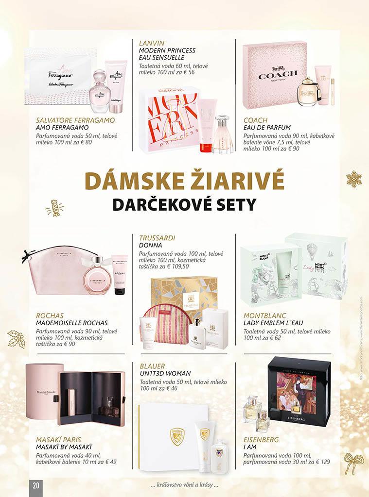 263e39506 FAnn info vianoce 2018 predajne - FAnn.sk internetová parfuméria