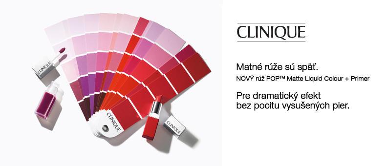 Clinique - slide 1