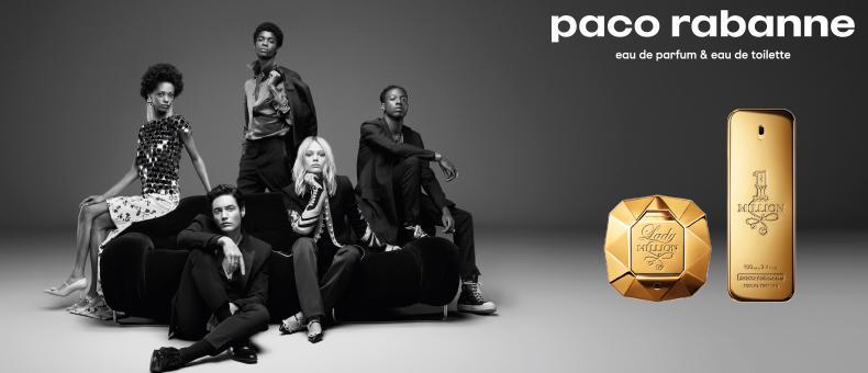 Paco Rabanne - slide 1