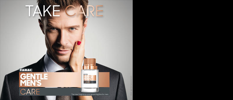 Tabac Gentlemen´s Care - slide 1
