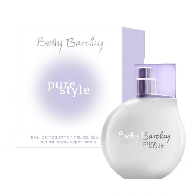 betty barclay pure style toaletn voda 20 ml internetov parfum ria. Black Bedroom Furniture Sets. Home Design Ideas