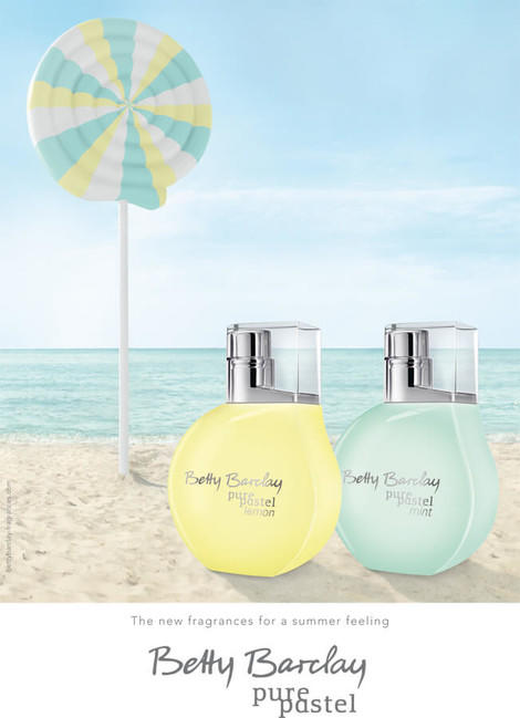 betty barclay pure pastel mint toaletn voda 50 ml internetov parfum ria. Black Bedroom Furniture Sets. Home Design Ideas
