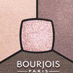 Bourjois Smoky Stories očný tieň, 002 Over rose