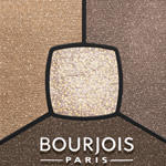 Bourjois Smoky Stories očný tieň, 006 Upsite brown