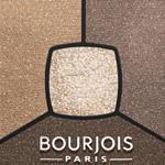 Bourjois Smoky Stories očný tieň, 006 Upsite brown