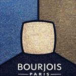 Bourjois Smoky Stories očný tieň, 010 Welcome black