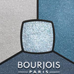 Bourjois Smoky Stories očný tieň, 011 Blue issant