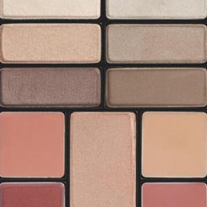 Revlon Eyes Cheeks Lips Palette multilíčidlo, 100 Romantic Nudes