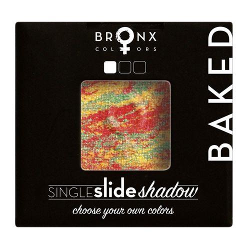Bronx Colors Single Slide Baked Shadow očný tieň 2 g, 06 Sun