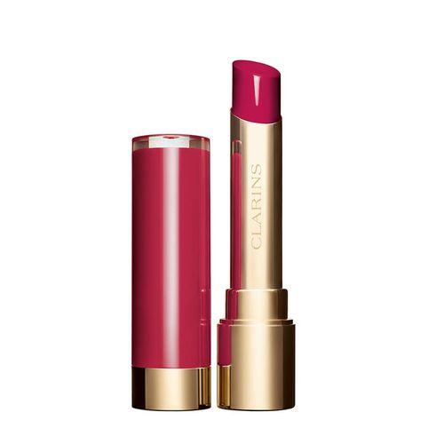 Clarins Joli Rouge Lacquer rúž 3 g, 762 Pop Pink