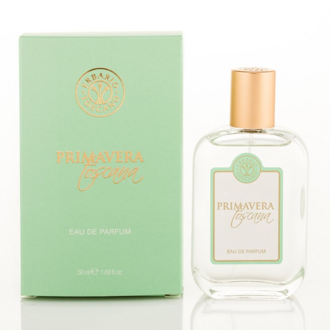 Erbario Toscano Tuscan Spring parfumovaná voda 50 ml