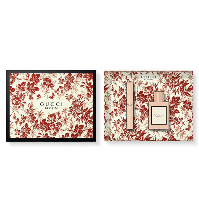 Gucci Bloom kazeta, EDP 50 ml + roller ball 7.4ml