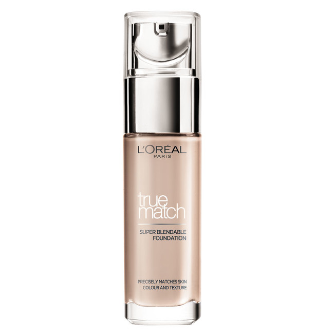 L'Oreal Paris True Match Make Up make-up 30 ml, 2R2C Rose Vanilla
