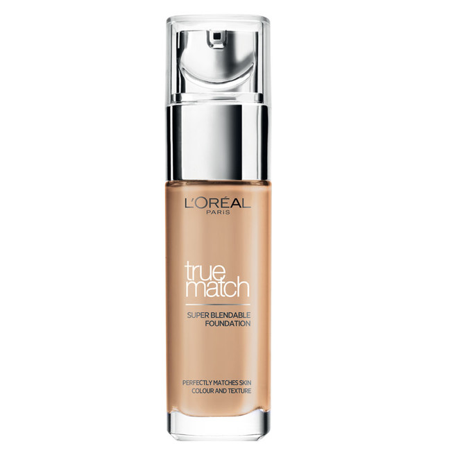 L'Oreal Paris True Match Make Up make-up 30 ml, 3D3W Golden Beige