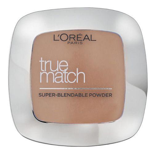 L'Oreal Paris True Match púder, W5 Golden Sand