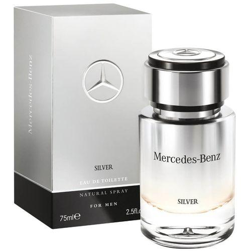 Mercedes Benz Silver toaletná voda 75 ml