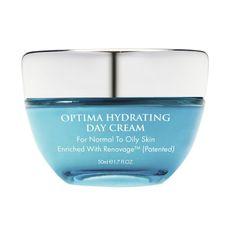 Aqua MINERAL Anti Aging hydratačný krém 50 ml, Optima Hydrating Day Cream Normal to Oily Skin