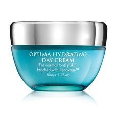 Aqua MINERAL Anti Aging hydratačný krém 50 ml, Optima Hydrating Day Cream Normal to Dry Skin