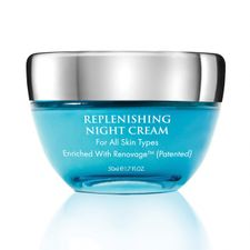 Aqua MINERAL Anti Aging nočný krém 50 ml, Replenishing Night Cream