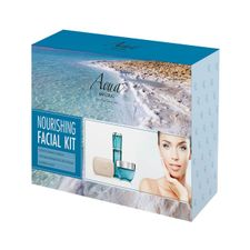 Aqua MINERAL Basic Facial Care kazeta, Youth Esssence Serum 30 ml + Optima Hydrating Day Cream 50 ml + Mineral Soap 125g