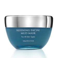 Aqua MINERAL Basic Facial Care pleťová maska 100 ml, Refining Facial Mud Mask