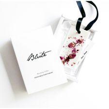 Blute Dear Peony vôňa do šatníka 1 ks, Okvetné lístky pivonky