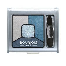 Bourjois Smoky Stories očný tieň, 001 Grey and night