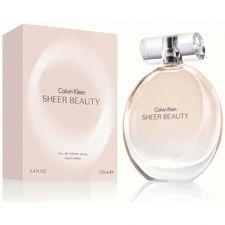 Calvin Klein Sheer Beauty toaletná voda
