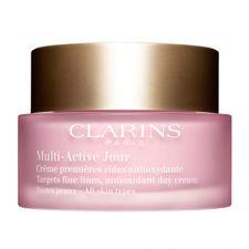 Clarins Multi-Active krém 50 ml, Day Cream All Skin Types