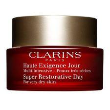 Clarins Super Restorative Care protivráskový krém 50 ml, Day cream Dry skin