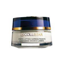 Collistar Anti-age krém 15 ml, Eye Contour And Lips Supernourishing Lifting Cream