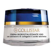 Collistar Anti-age krém 50 ml, Biorevitalizing Face Cream with collagen and hyaluronic acid activator