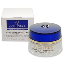 Collistar Anti-age krém 50 ml, Ultra-Regenerating Anti-Wrinkle Night Cream