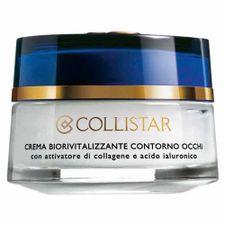 Collistar Anti-age očný krém 15 ml, Biorevitalizing Eye Contour Cream with collagen and hyaluronic acid activator