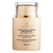 Collistar Evening Foundation + Primer make-up 35 ml, 1 Ivory