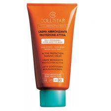 Collistar Sun Linea opaľovací prípravok 150 ml, Active Protection Tanning Cream SPF30