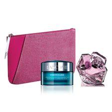 Darček Lancôme set 2 miniatúr s kozmetickou taštičkou