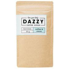 Dazzy Coffee Scrub peeling 50 g, Coconut