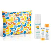 Declare Sun Sensitive kazeta, After Sun Foam 150 ml + Anti Wrinkle Cream 25 ml + Anti Wrinkle Spray 50 ml